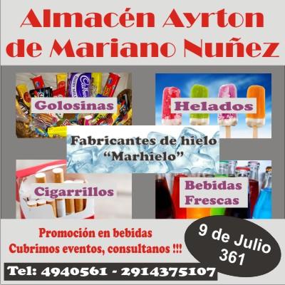 Almacen Ayrton Nueva