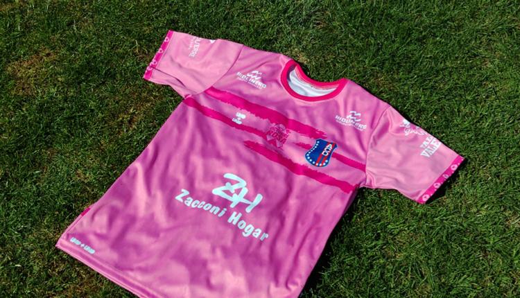 Automoto se suma al Octubre Rosa con una camiseta especial