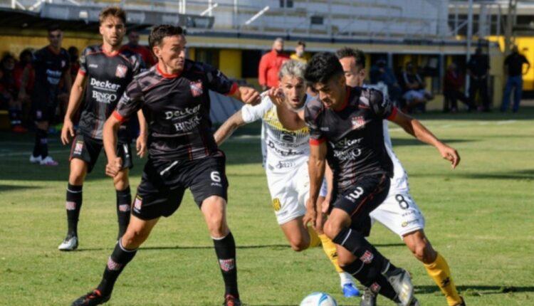 """Sansinena, con """"Tomi"""" Terrugi como titular, se mide ante Deportivo Maipú, uno de los invictos del grupo"""