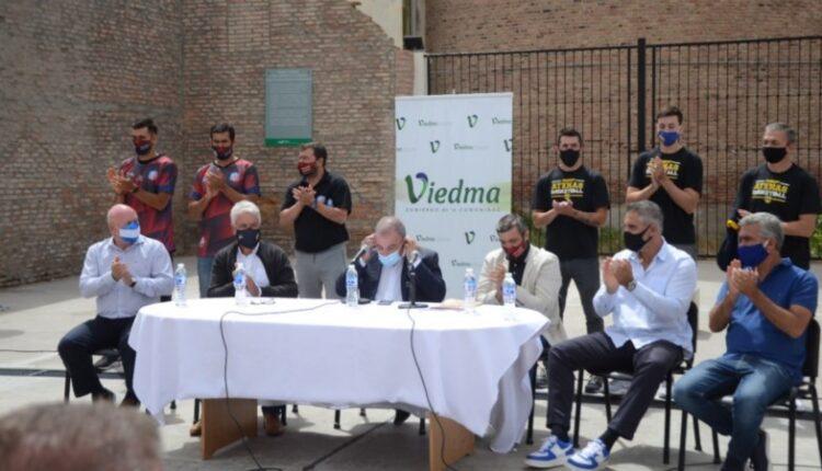 Liga Argentina: presentaron la sede donde jugará el elenco de Ramiro Heinrich