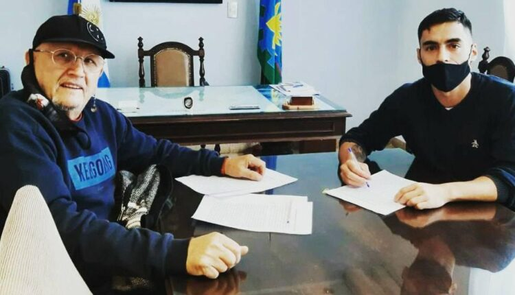 Unión y Atlético Ventana firmaron un convenio marco de amistad, cooperación y reciprocidad