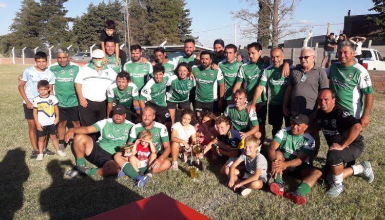 Bono contribución organizado por el equipo de fútbol senior del Club Unión