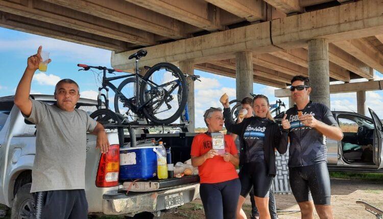 Tres representantes de Tornquist participaron de la Vuelta de la Hormiga en Bahía Blanca
