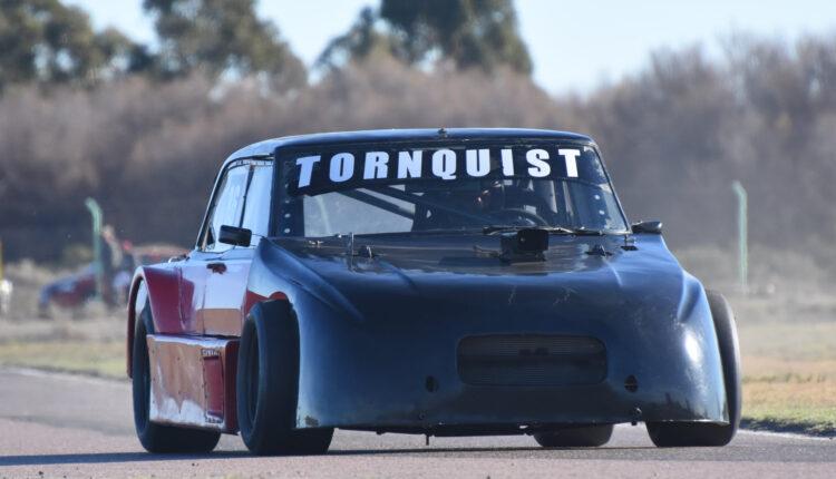 Tres pilotos de Tornquist disputaron la cuarta fecha y continúan sumando experiencia en el TC del Sudoeste