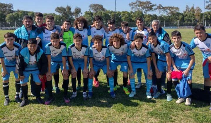 Liga Dorreguense: Porteño disputó la segunda fecha del torneo de menores e infantiles