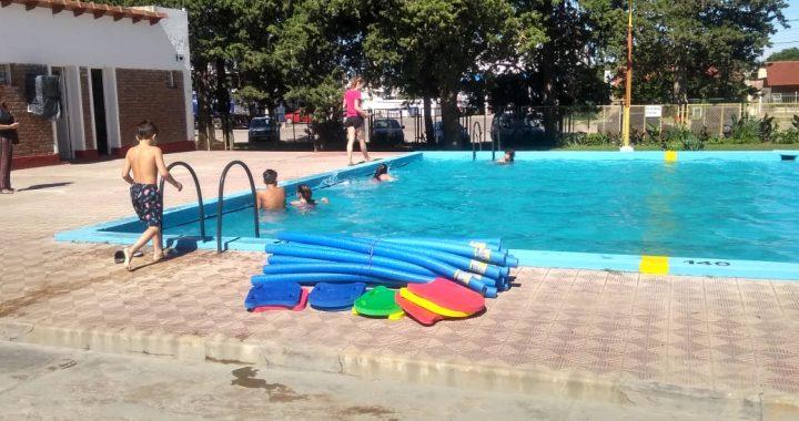 Se reprograma el inicio de las clases de natación 2021