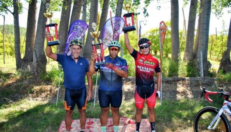 Intenso fin de semana para Elbio Rodríguez en diferentes competencias ciclísticas