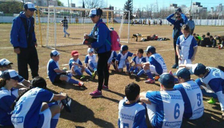 En abril retorna la actividad a la escuelita de fútbol del Club San Martín de Chasicó