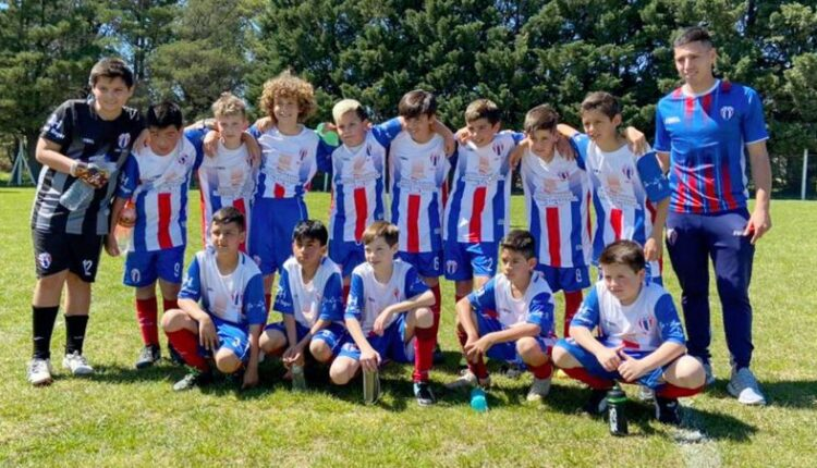 Inferiores: Los chicos de Atlético Ventana visitaron a Club de Pelota de Coronel Pringles