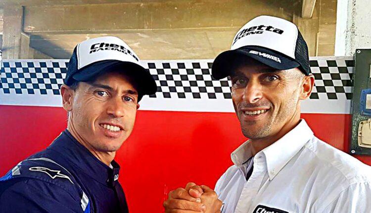 Mariano Pernia se incorpora a Chetta Racing y contará con motorización de la familia Torres