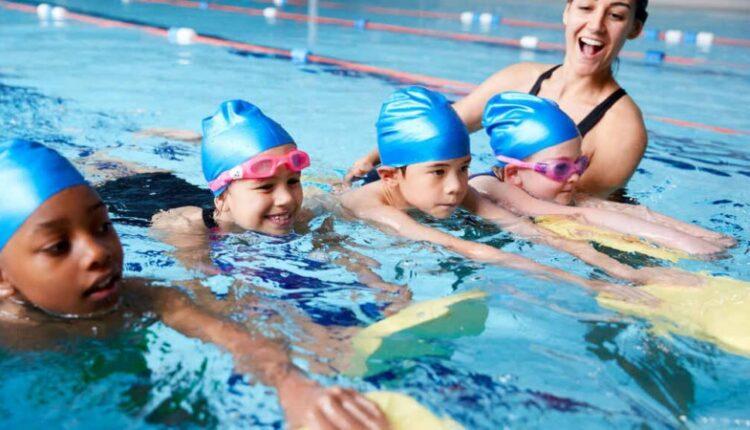 Comienzan las clases de natación en la localidad de Chasicó