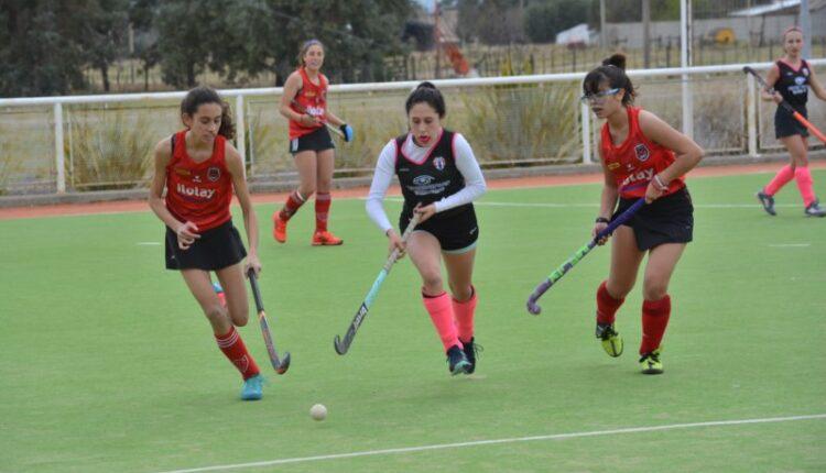 Hockey: La sexta división de Atlético Ventana no pudo ante Alumni de Coronel Pringles