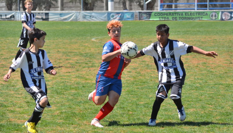 Inferiores: Los equipos de Tornquist disputaron la décima fecha ante Puan FC y Deportivo Argentino (Informe completo)