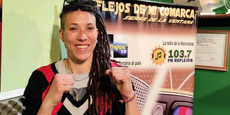 De Sierra de la Ventana a Egipto: La campeona mundial de Kick Boxing va por otro título