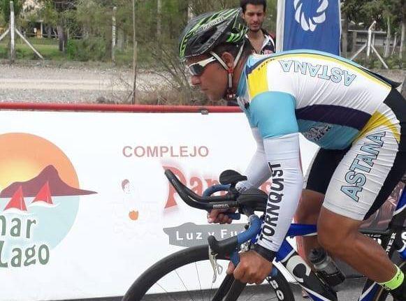 Ciclismo: Elbio Rodríguez participará del Campeonato Argentino de Ruta master
