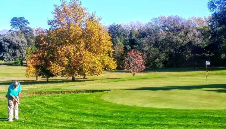 Información importante del Golf Club Sierra de la Ventana