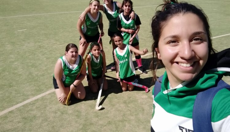 Hockey: Las Lobitas participaron de un encuentro de formativas en Bahía Blanca