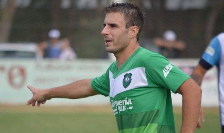 José Luis Teysseyre jugará el Regional Amateur en Bella Vista de Bahía Blanca