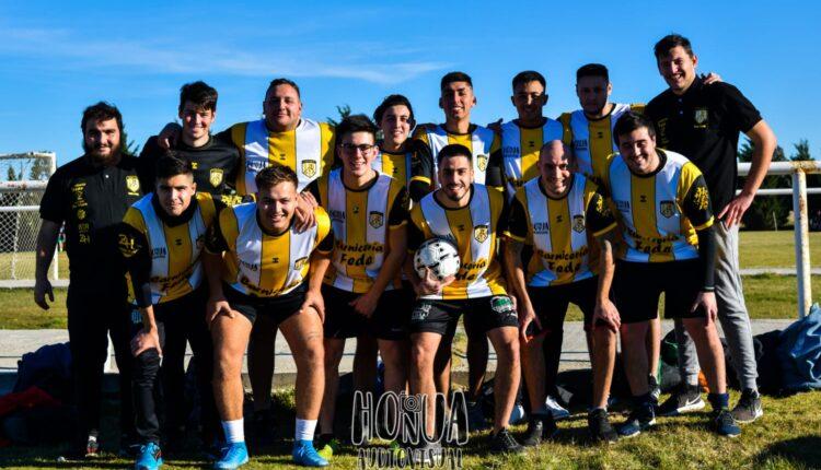 Gran victoria de Lamadrid FC en una nueva fecha de la Liga Universitaria de Bahia Blanca