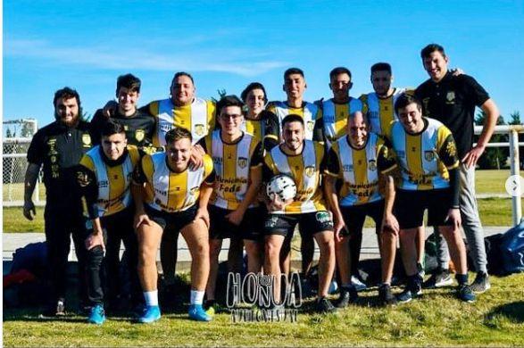 Sabor agridulce para Lamadrid FC en el debut en la Liga Universitaria de Bahía Blanca