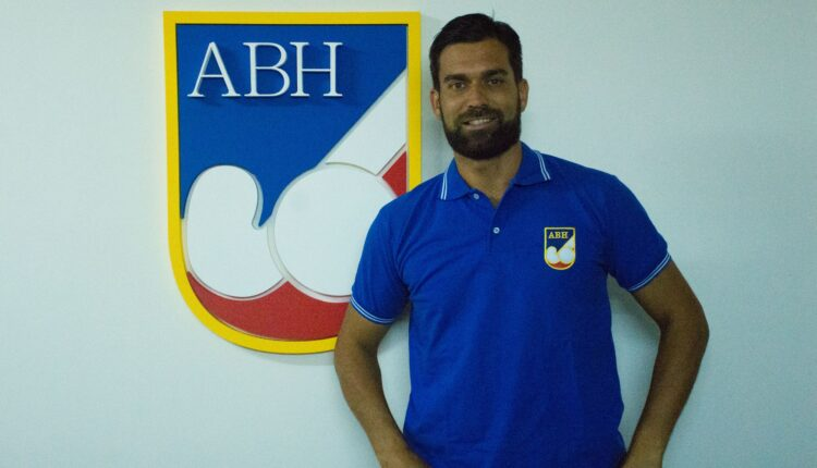 Nicolás Montes es el nuevo Coordinador Deportivo de la Asociación Bahiense de Hockey