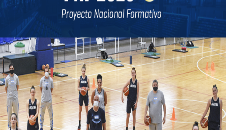 Ambicioso plan formador para potenciar el básquet femenino