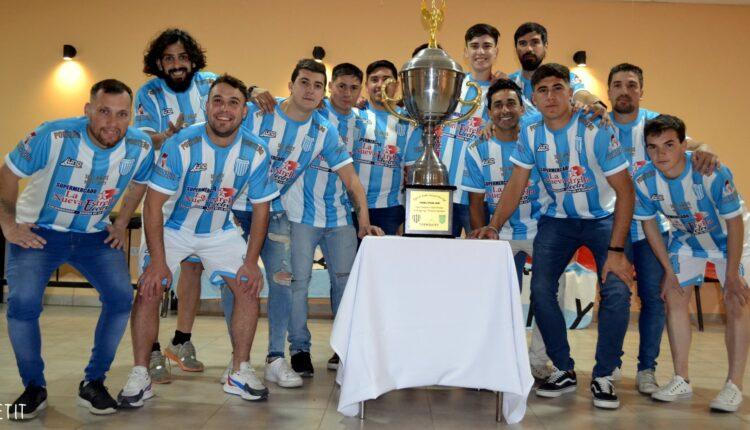 Liga Dorreguense: Porteño cerró la primera rueda con un gran triunfo ante San Martín