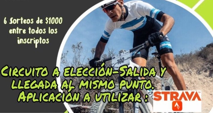 Desde Puan, invitan a participar de la carrera virtual Rural Bike