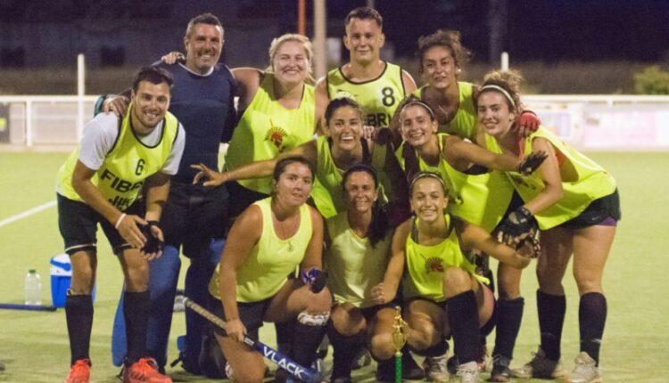 Hockey: 'Jarana Remix' de Coronel Suárez se quedó con el Seven Mixto del Club Unión