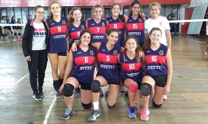 Comienza la temporada regular del voley del Club Automoto