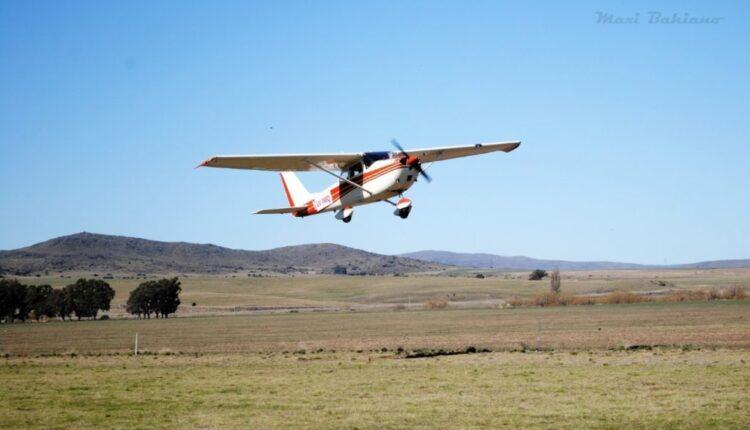 Aeroclub Saldungaray invita a sus vuelos de bautismo