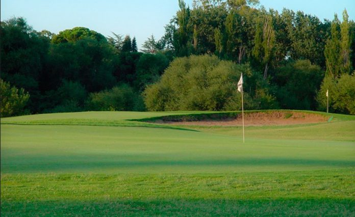 Torneo golf center: Gran convocatoria en Sierra de la Ventana