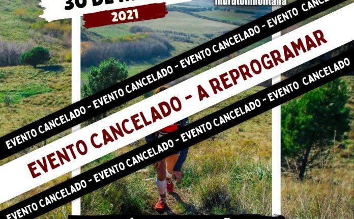 Atletismo: los organizadores cancelaron el Maratón de Montaña