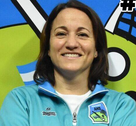 Marcela González, de Sudoeste, se incorpora al consejo directivo de la Confederación Argentina de Hockey
