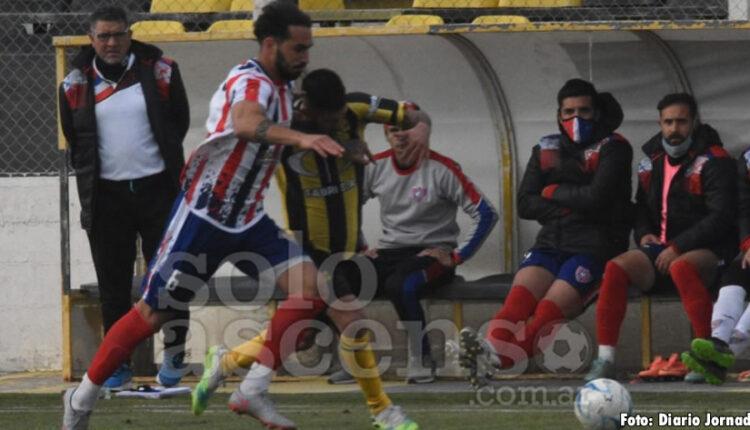 """Federal A: El equipo de """"Galli"""" Pfund lo igualó, en la última jugada, ante Deportivo Madryn"""