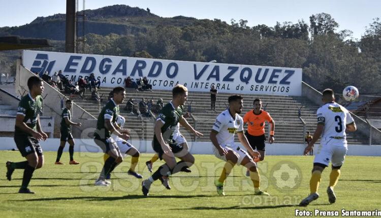 Vila fue titular en la despedida con derrota para el entrenador Pablo Ricchetti