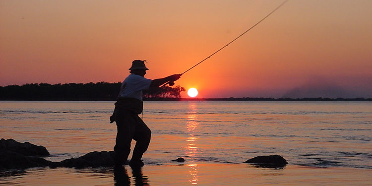 Se habilitará la pesca únicamente para vecinos del distrito