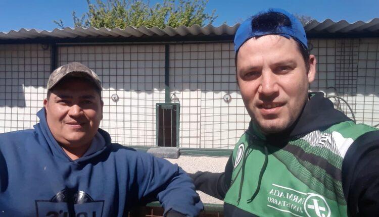 Colombófilas: Ezequiel Barragán y Gastón Lacasta se consagraron campeones del Preparación