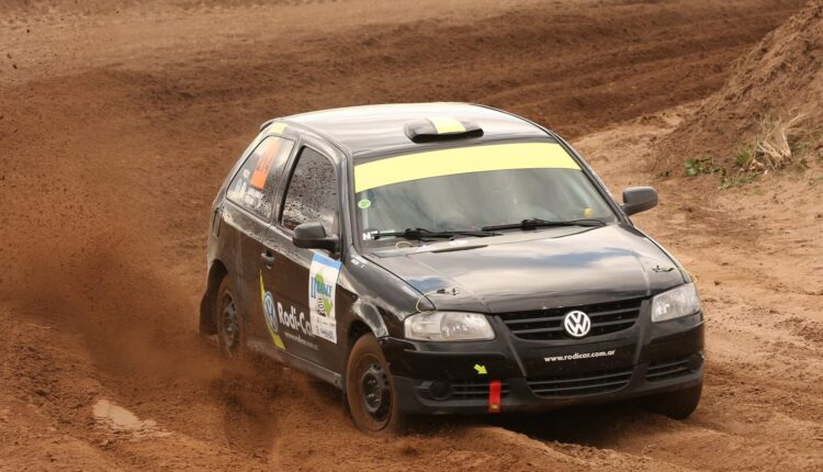 Rally: Dupla suarense ganadora en su categoría con motorización de Torres Competición