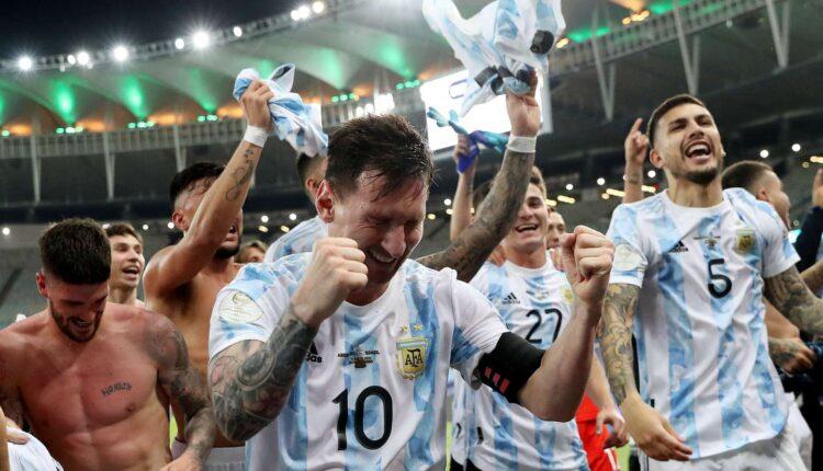 El día en que todos fuimos uno: Argentina campeón de América después de 28 años !!!!