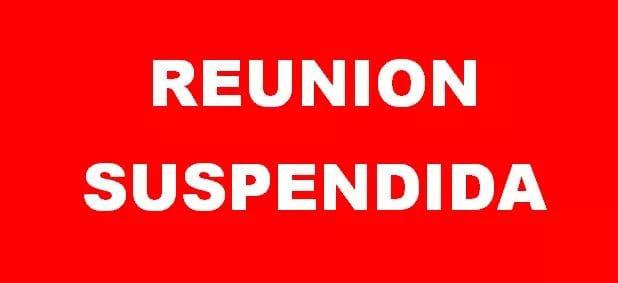 Liga Regional de Fútbol: se suspendió la reunión de los clubes