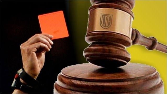 Fútbol regional: las sanciones que aplicó el Tribunal de Penas