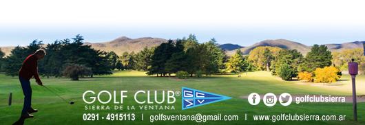 Convocatoria a Asambleas Ordinaria y Extraordinaria en el Golf Club de Sierra de la Ventana